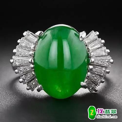 不是所有满绿翡翠都值钱,这种翡翠颜色浓郁价值却有限!