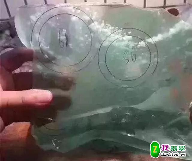 翡翠中的棉,是怎么产生的?